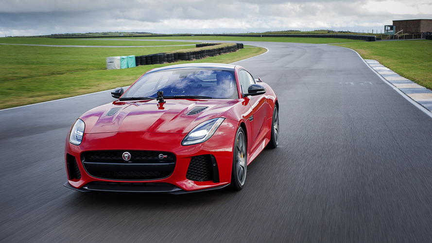 2018 Jaguar F-Type debuts 400 Sport launch edition, GoPro integration