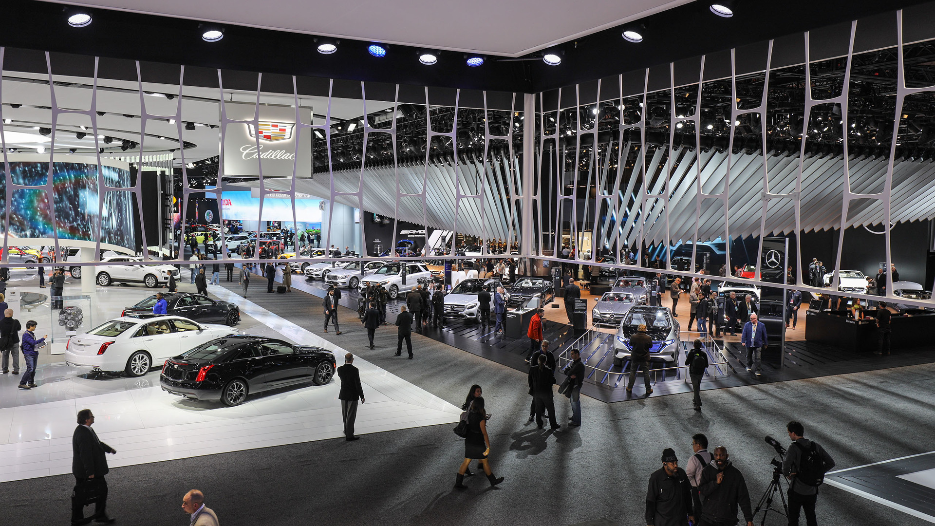The Hits And Misses Of The Detroit Auto Show - Detroit auto show