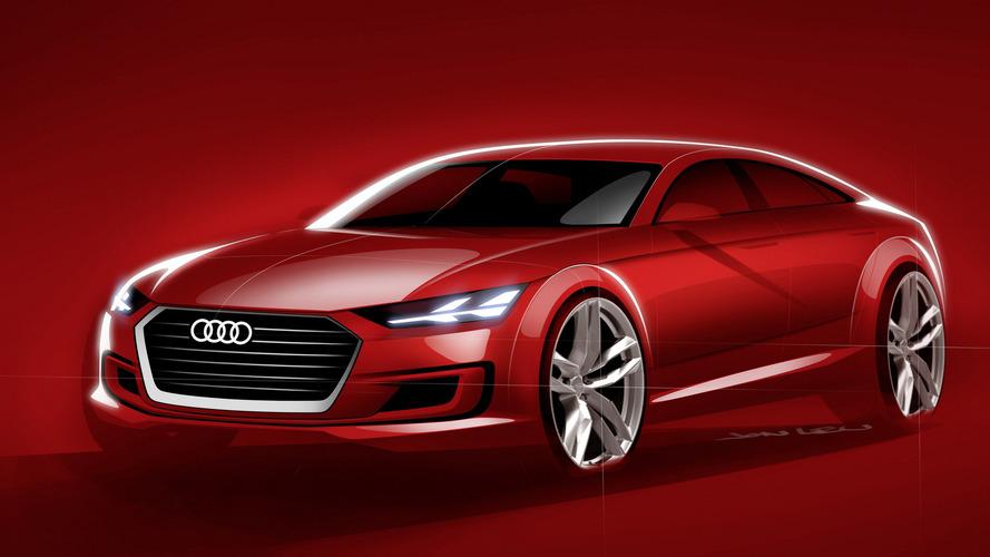 Audi TT, la prossima generazione con 4 porte (e il portellone)