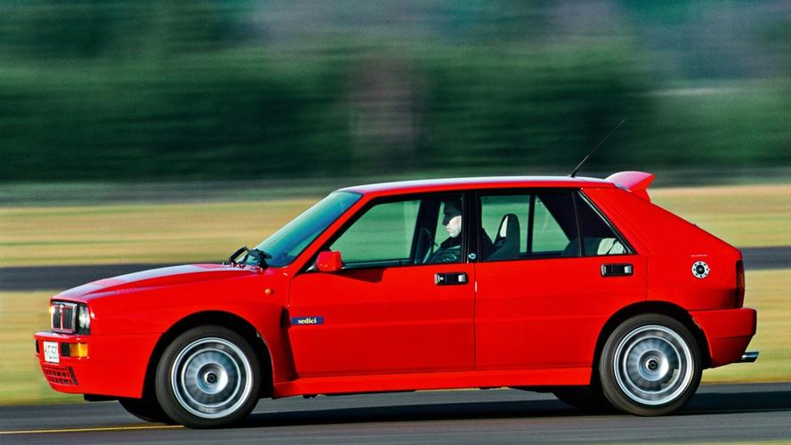 Geçmişe Bakış: Lancia Delta HF Integrale