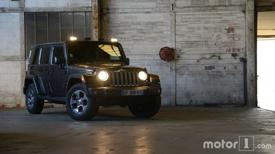 Essai Jeep Wrangler Unlimited Sahara 2017