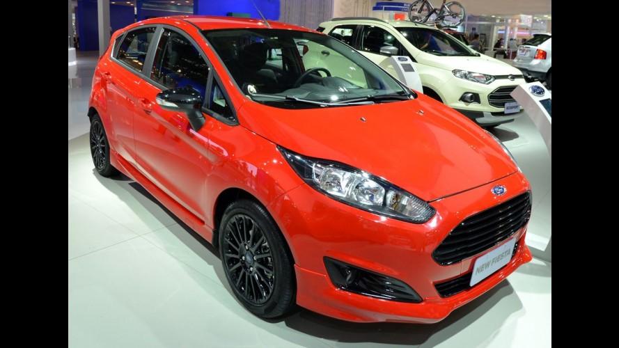 Novo Fiesta Sport aparece no site da Ford por R$ 58.990