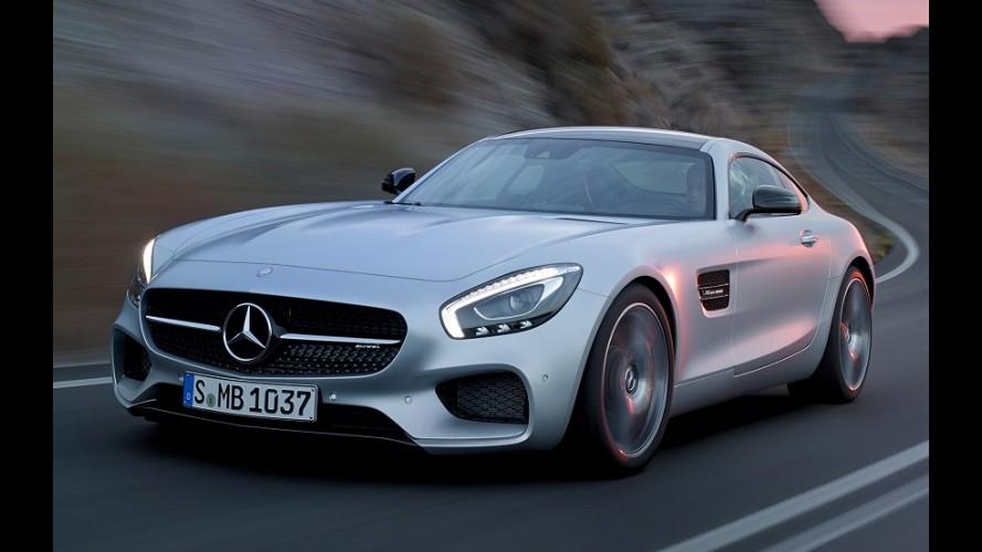 Mercedes planeja esportivo baseado no Classe A para brigar com Audi TT