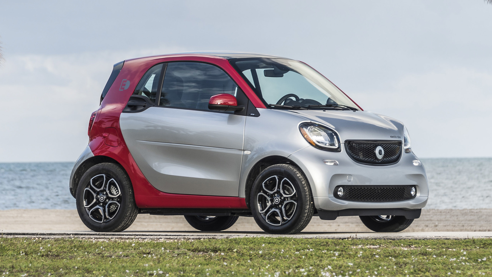 2017 Smart Fortwo Electric Drive Review Nice But Niche