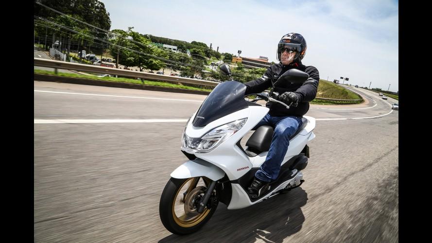 Honda PCX 150 é a moto que menos desvaloriza - veja lista