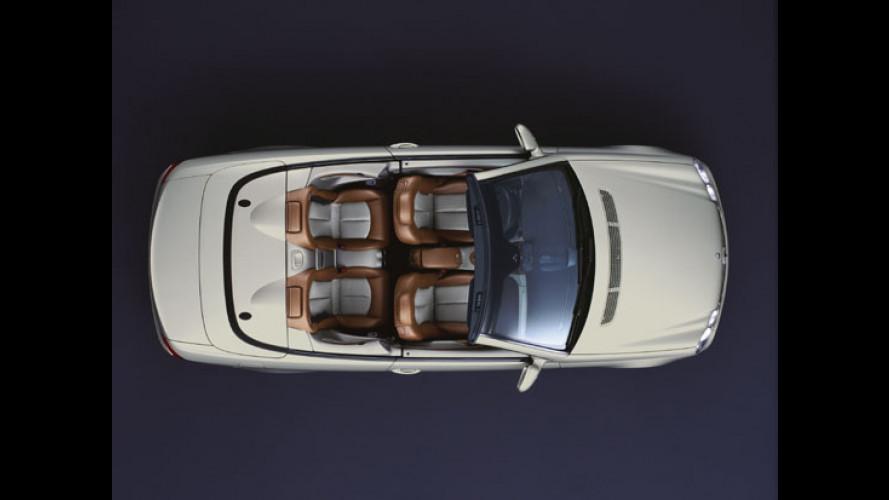 Mercedes CLK Giorgio Armani