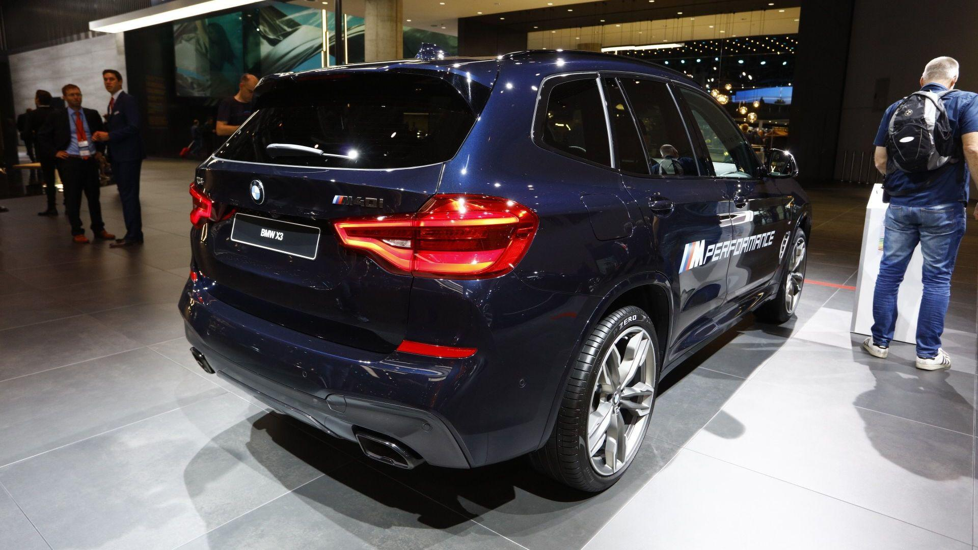 Most Expensive 2018 Bmw X3 Costs 70120