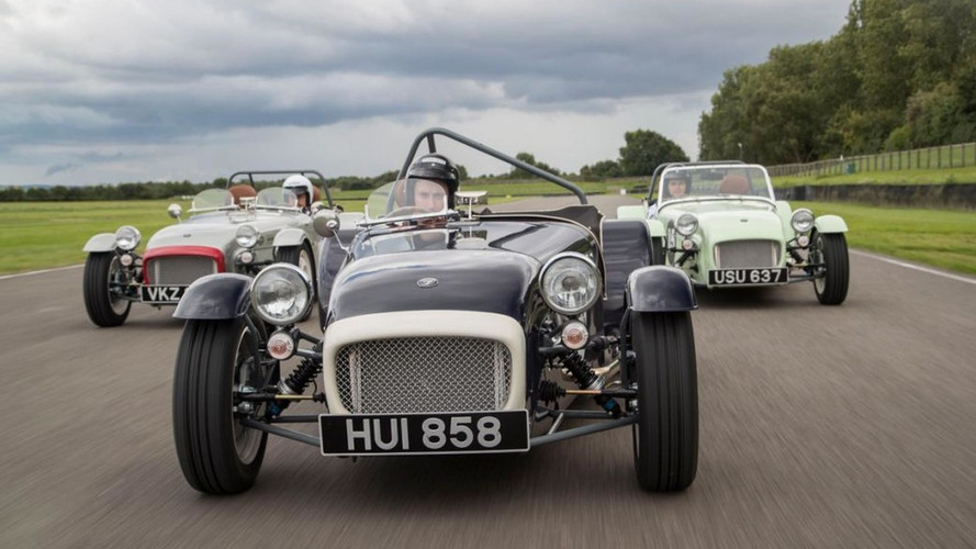 Caterham Seven SuperSprint - Gentlemen only