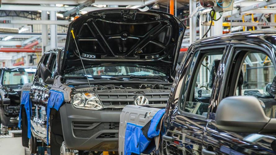 Ford e Volkswagen estudam parceria no Brasil para 2019