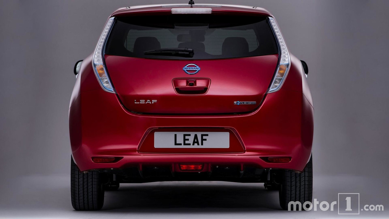 2018 Nissan Leaf Vs 2017