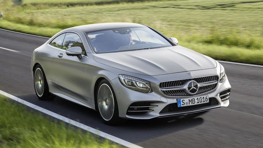 Mercedes Confirms It Will Drop S-Class Coupe, Convertible After 2021MY