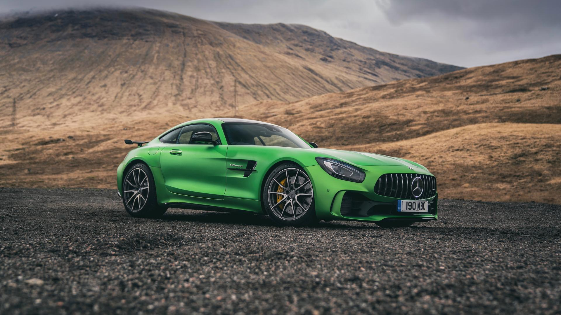 It S Happening Mercedes Amg Gt Black Series Coming In 2020