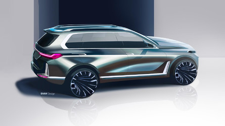 Four-Seat BMW X8 To Become Brand's Most Expensive Model?