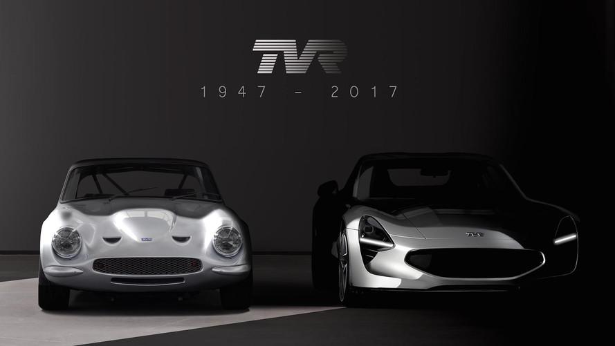 TVR'ın yeni spor otomobili bu Cuma tanıtılacak