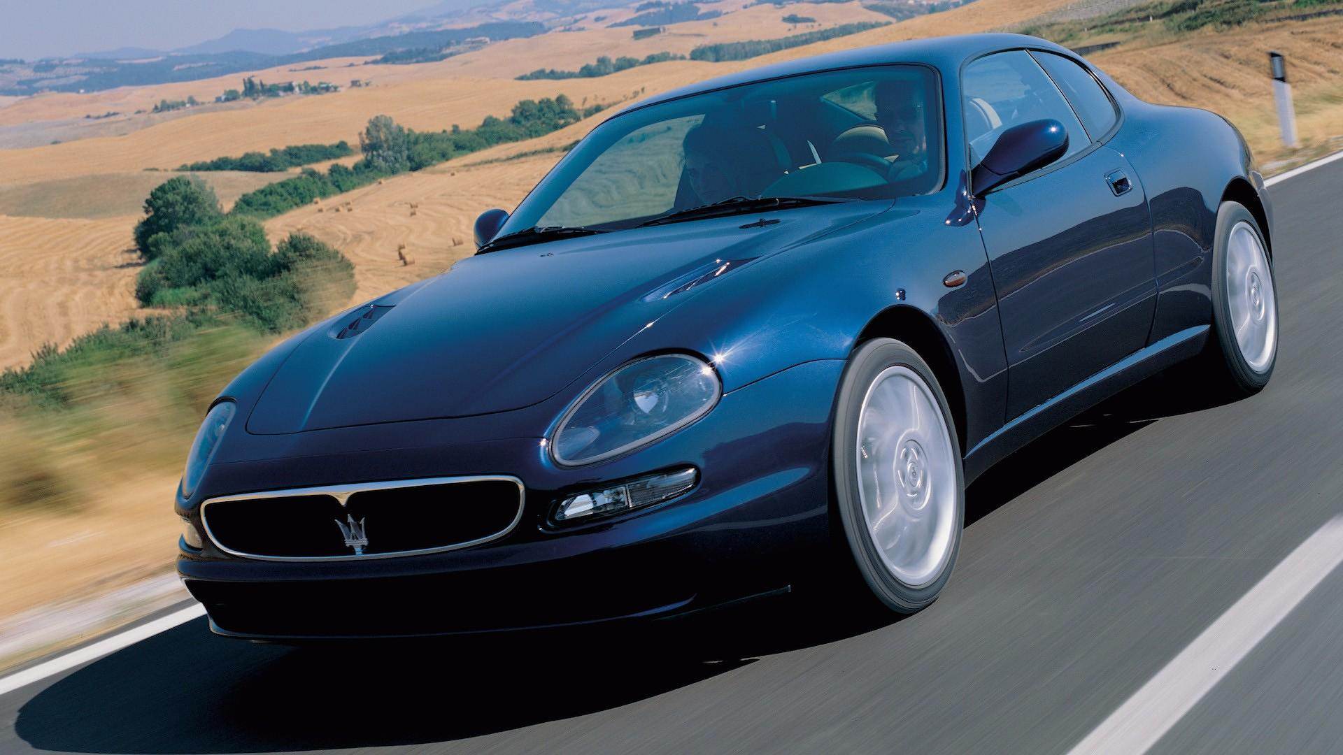 7 iconic maserati cars selected to celebrate 70 years of gt