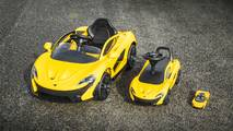 McLaren P1 Toy Collection