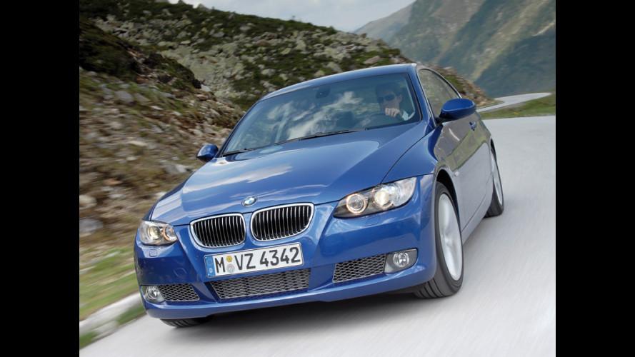 BMW Serie 3 Coupè: da 38.850 Euro...