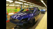 Linea di montaggio Ford Focus CC
