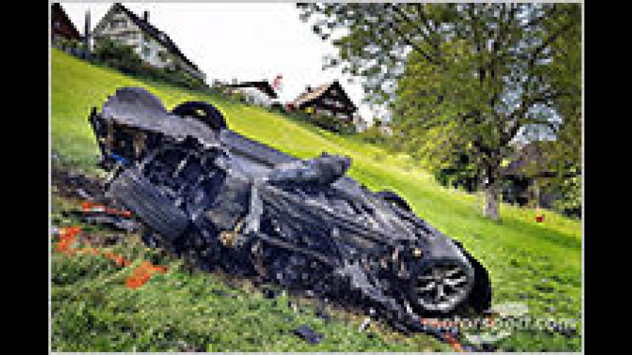 Richard Hammonds Unfall im Rimac Concept_One