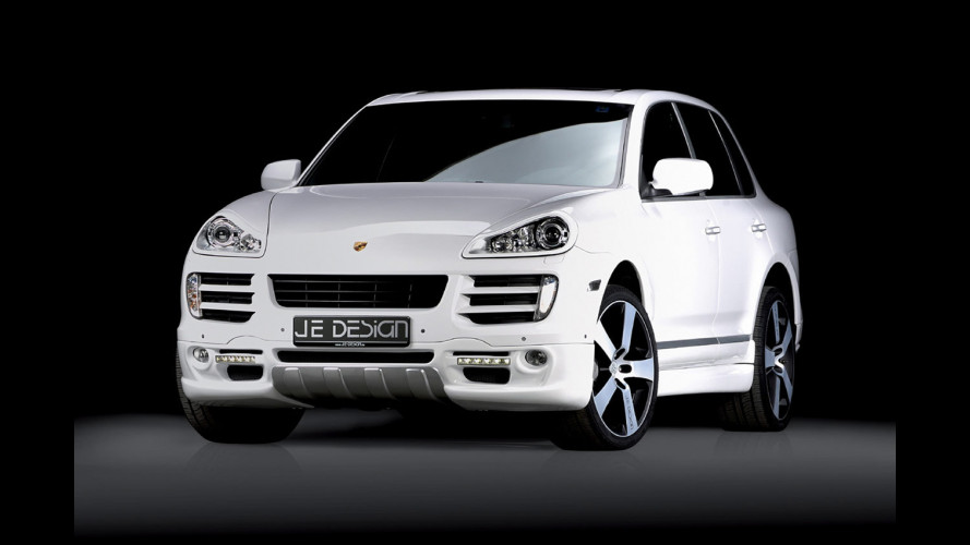 Porsche Cayenne by JE Design