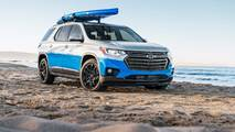 2018 Chevrolet Traverse SUP Concept