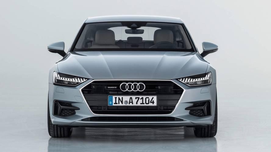 Audi A7 karşılaştırma