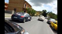 Peugeot RCZ alla Mille Miglia 2010