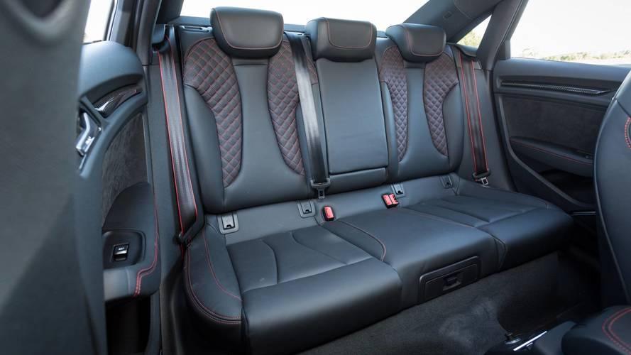 Essai Audi RS3 (2018) : les photos