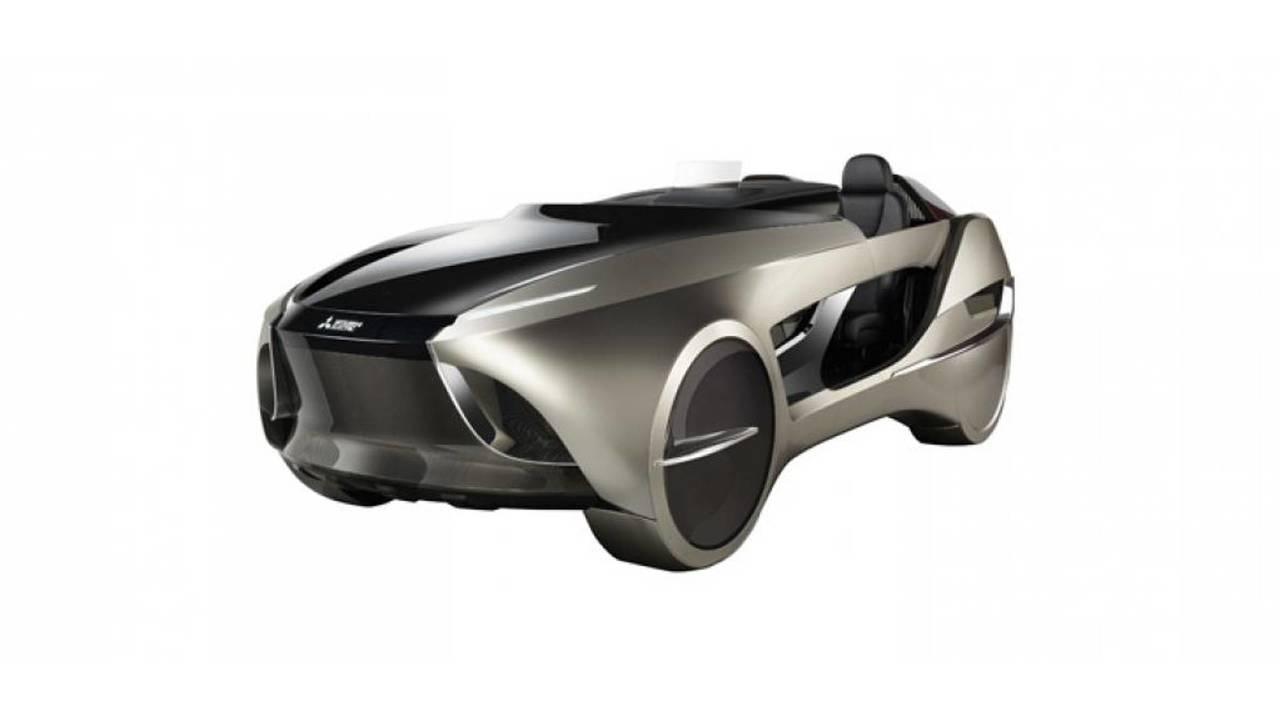 Mitsubishi Emirai 4 Concept