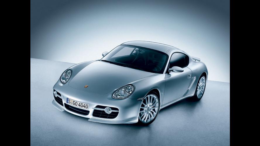 Porsche Cayman Aerokit