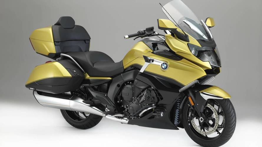 BMW Motorrad desvela su nueva BMW K 1600 Grand America, la 'anti Gold Wing'