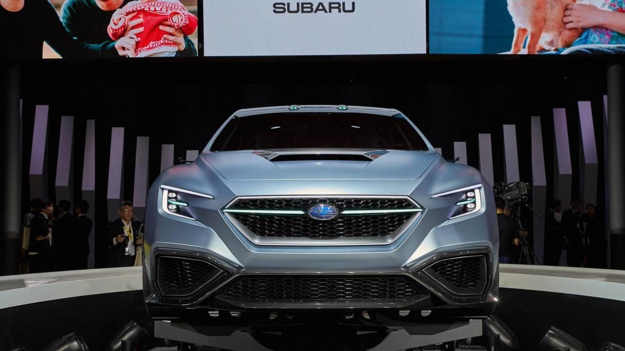 2017 Subaru Viziv Performance konsepti
