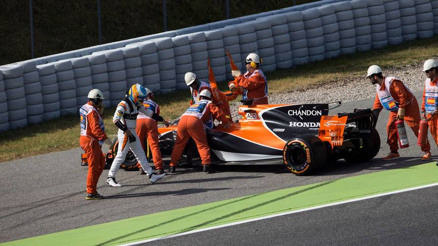 """El retroceso de Honda en 2017 fue """"humillante"""" para Alonso"""