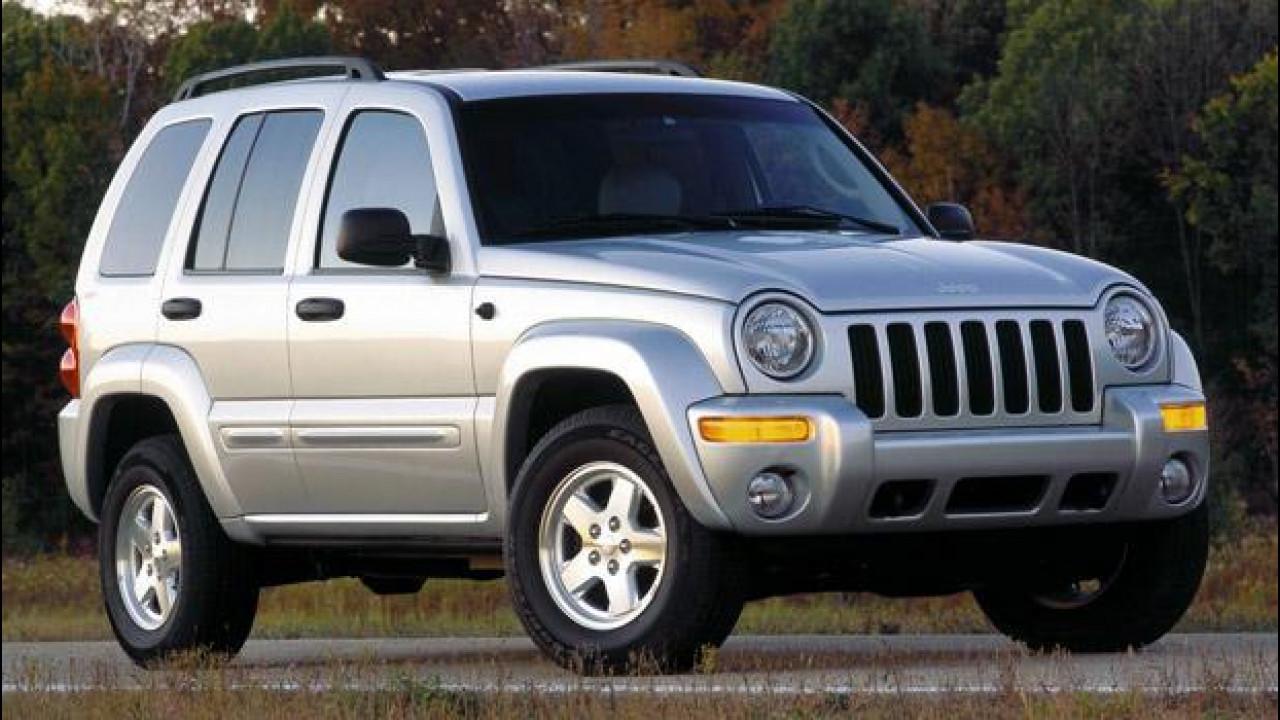 [Copertina] - Chrysler respinge il richiamo di 2,7 mln di Jeep