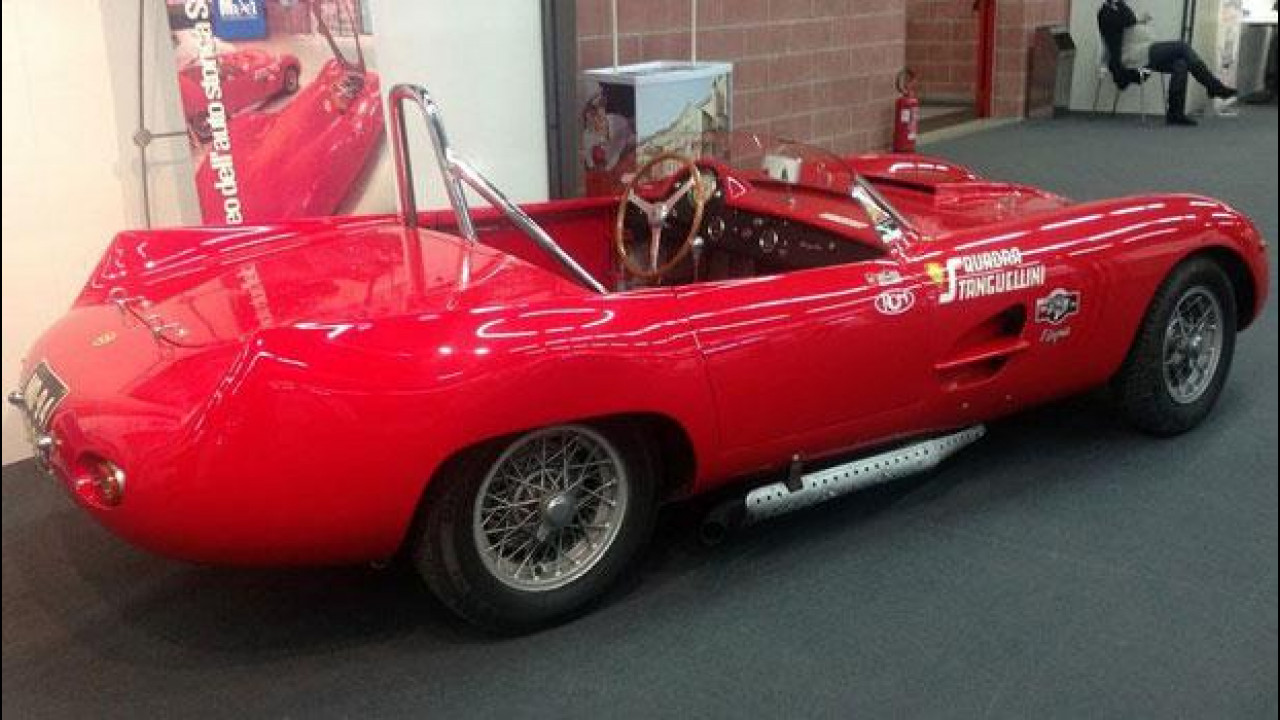 [Copertina] - Motor Gallery, a Modena la mostra mercato dell'auto italiana