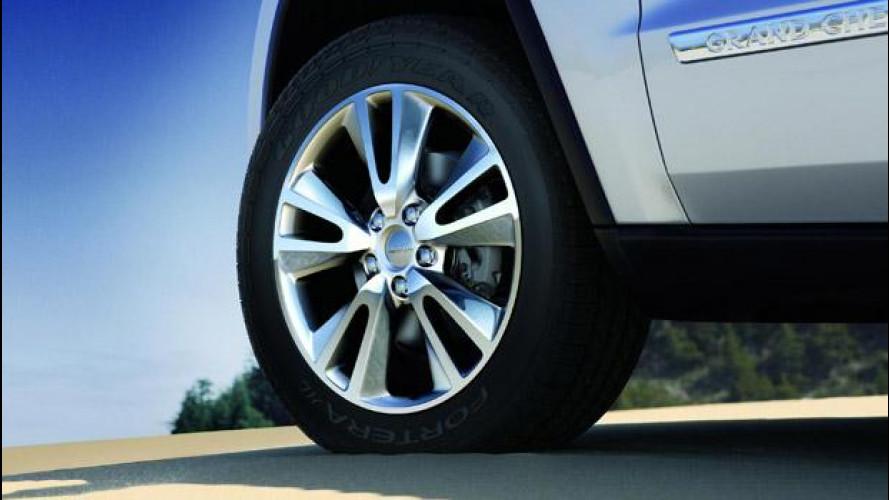 Mopar: le più accessoriate sono Fiat 500, Jeep Wrangler e Grand Cherokee