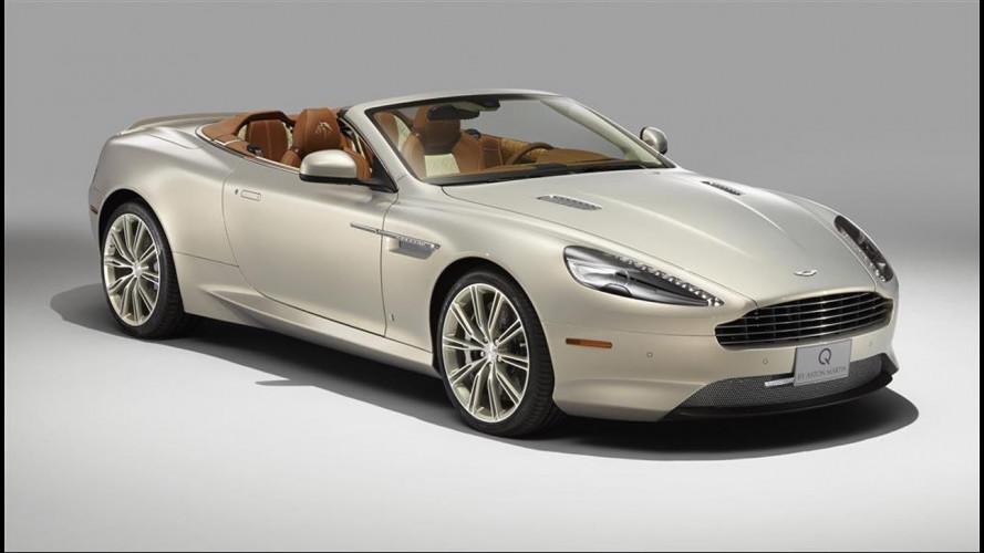 Aston Martin DB9, la cabrio col fattore Q