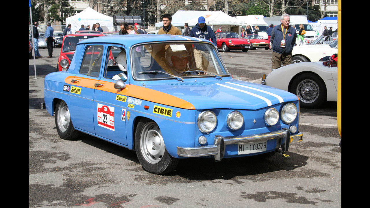 Renault celebra l'anniversario della nascita di Amedeo Gordini