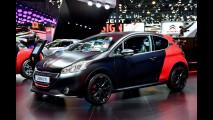 Salone di Parigi: Peugeot 308 GT, ammiccante con discrezione
