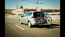Opel Zafira FlexFix - bici elettrica Bosch eBike