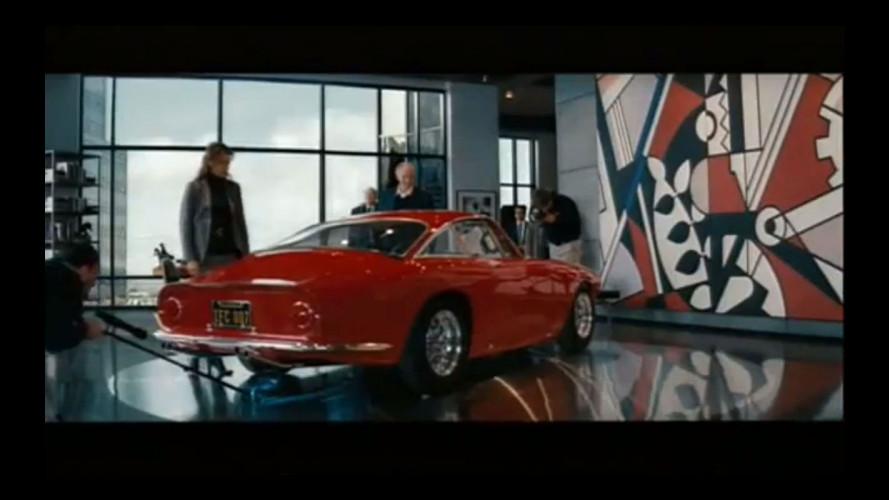 La Ferrari 250 GT Lusso di Steve McQueen è al cinema con