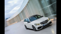 Mercedes E 63 AMG Station-wagon restyling