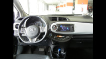 Toyota Yaris Hybrid, test di consumo reale Roma-Forlì