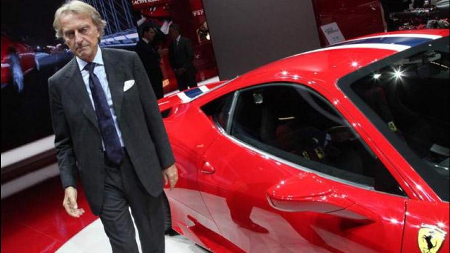Salone di Francoforte: perché Montezemolo vuole vendere meno Ferrari