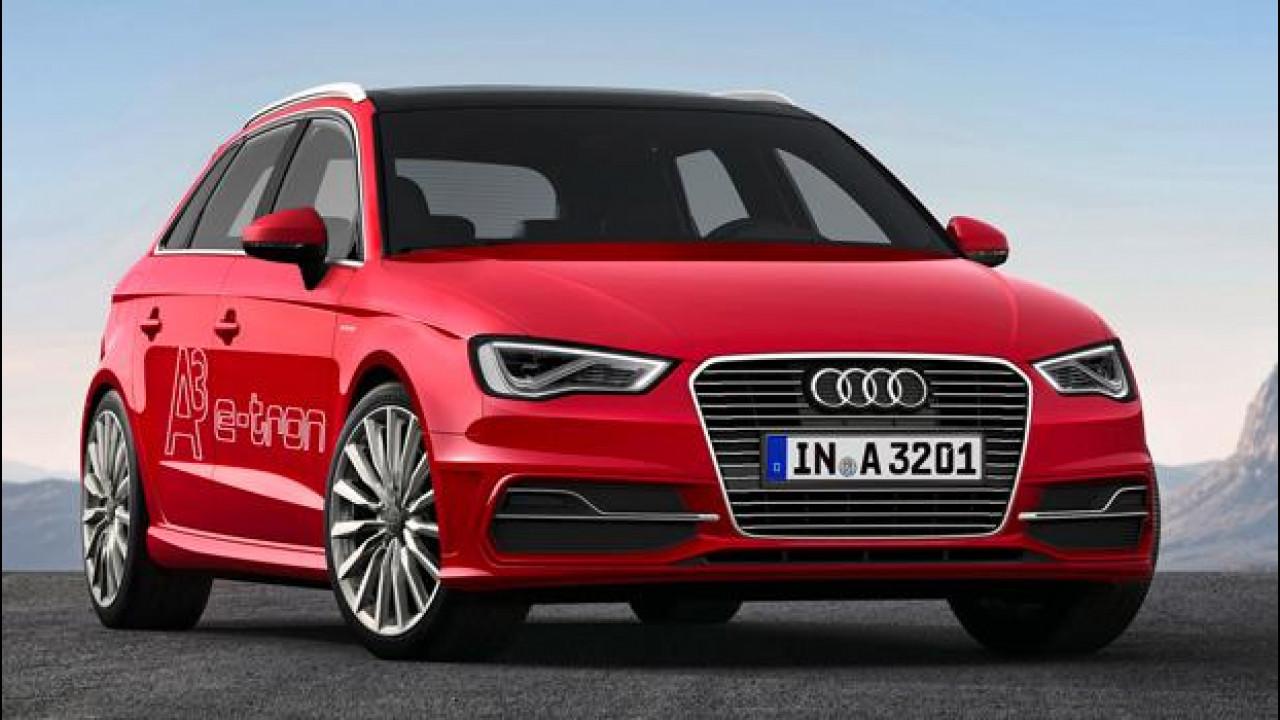 [Copertina] - Audi A3 Sportback e-tron