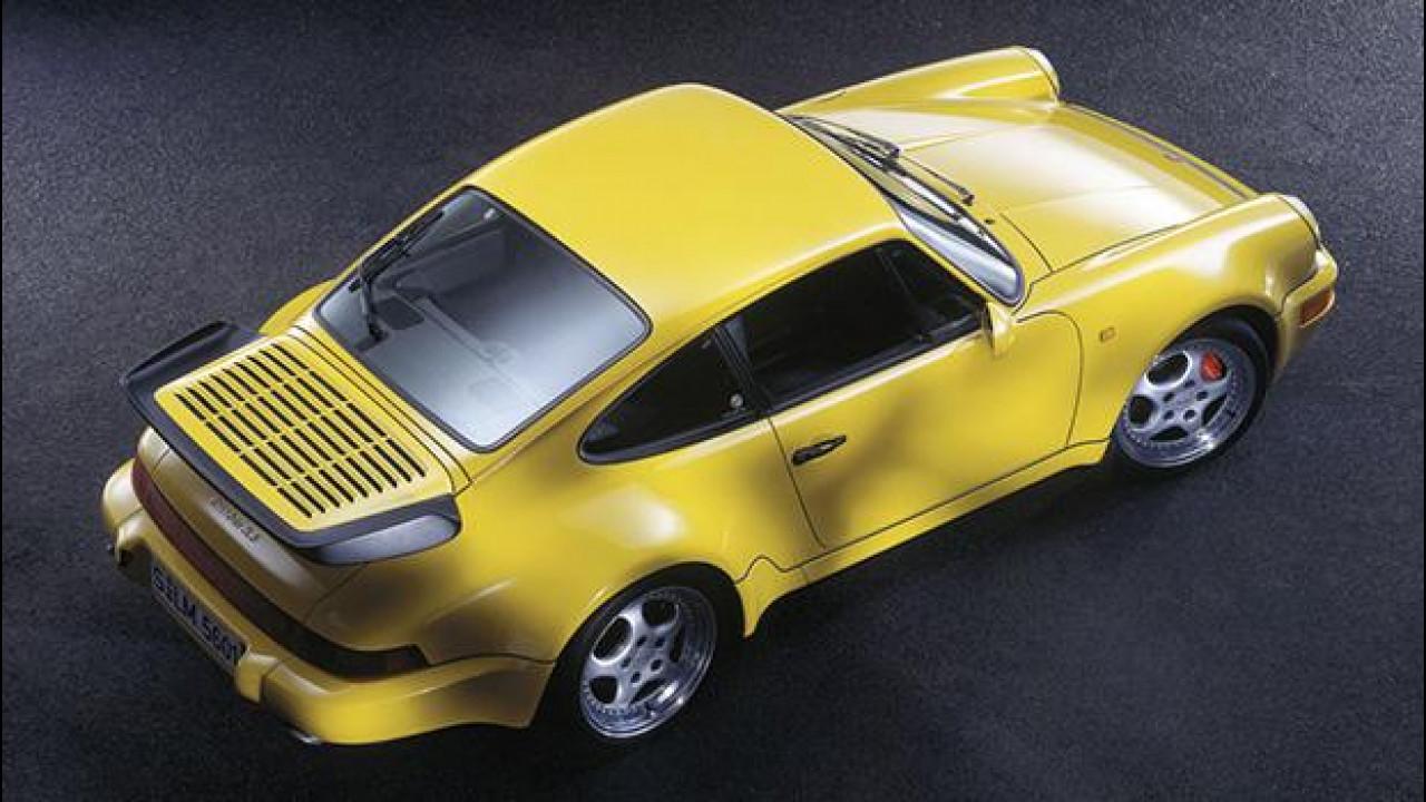 [Copertina] - Porsche 911 Turbo, la supercar