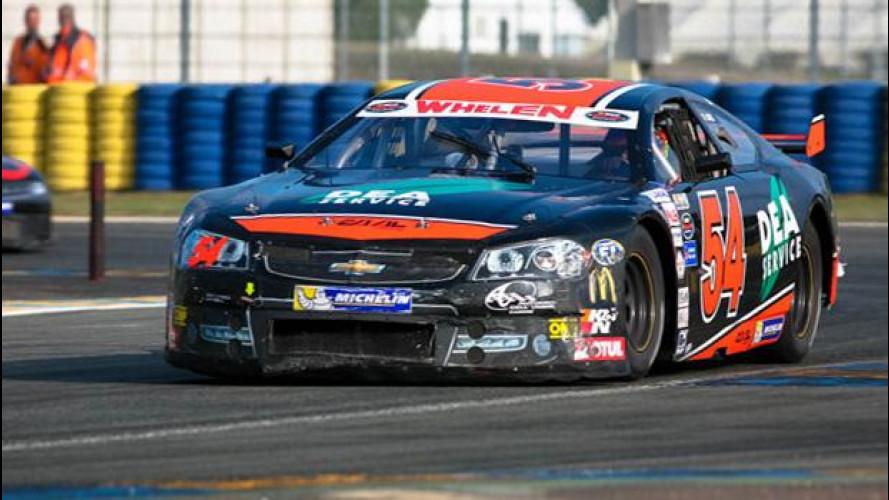 [Copertina] - Motor Show 2014, arrivano i bolidi Nascar Whelen Euro Series