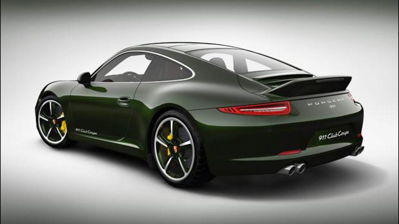 [Copertina] - Porsche 911 Club Coupé