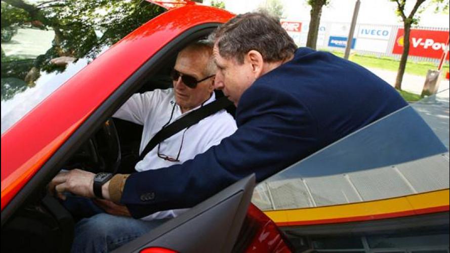 Paul Newman, quanta passione per le auto