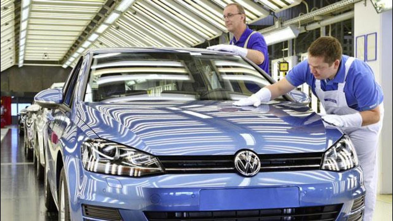 [Copertina] - Volkswagen, le vendite superano quota 9 milioni di vetture